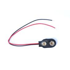 9V battery connector
