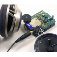 Adafruit Wave Shield for Arduino Kit - v1.1 - Final sales