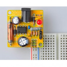 5V/3.3V Breadboard DC-DC Power Supply KIT