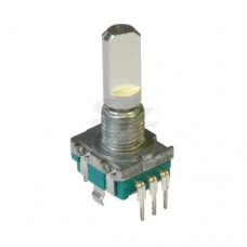 Rotary Encoder (ALPS) 11mm, 15pulse/30position, 6/20mm, button