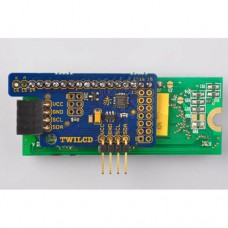 TWILCD standard - kit (4 wires to connect your LCD)