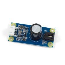 5V to ±12V sensor adapter (step-up / boost)