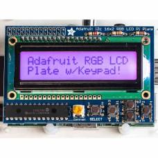 Raspberry Pi 16x2 LCD Pi Plate Kit