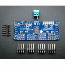 Adafruit 16-Channel 12-bit PWM/Servo Driver - I2C interface