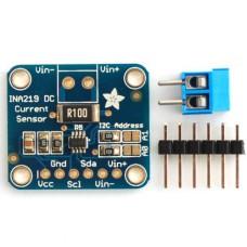 Adafruit INA219 High Side DC Current Sensor Breakout - 26V ±3.2A Max -