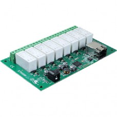 Devantech ETH008 - 16Amp, 8 Channel Relay Module
